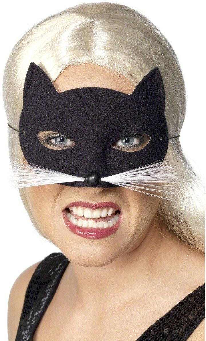Cat Eyemask - Fancy Dress Ladies