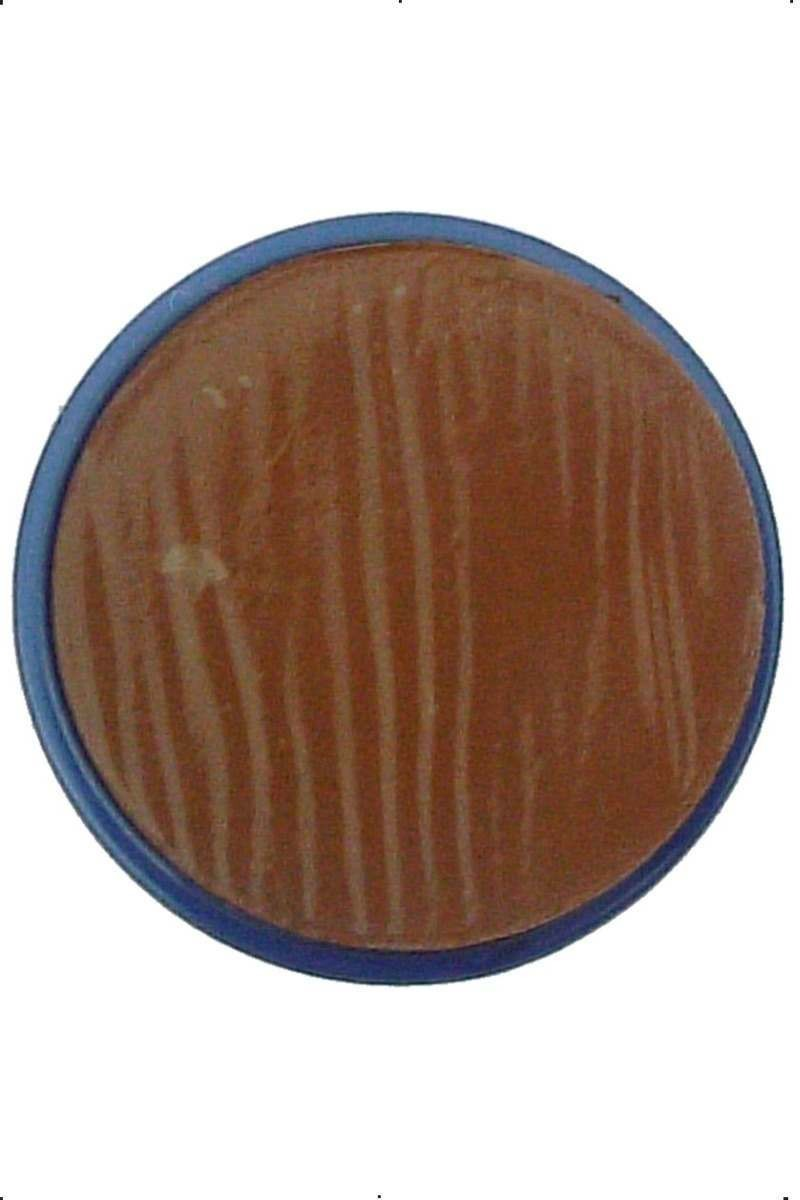 18Ml Face And Body Paint - Light Brown