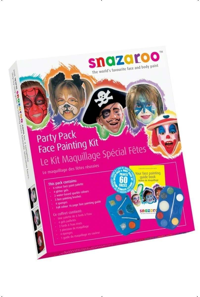Face Painting Party Pack - Fancy Dress