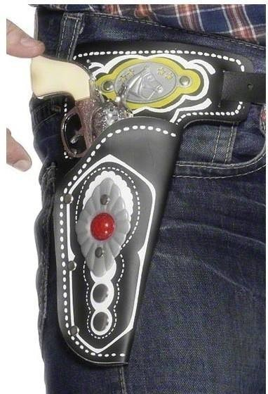 Cowboy Holster - Fancy Dress (Cowboys/Native Americans)