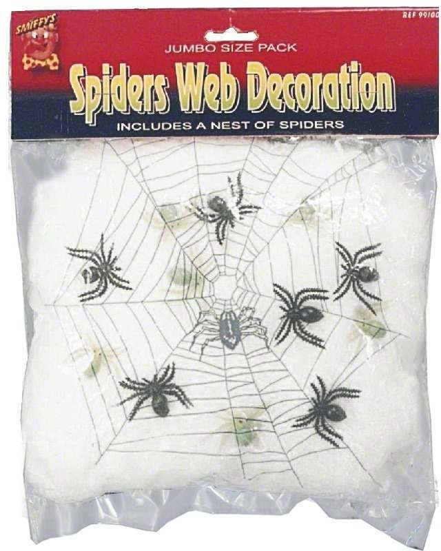 Spider Web Decoration - Fancy Dress (Halloween)