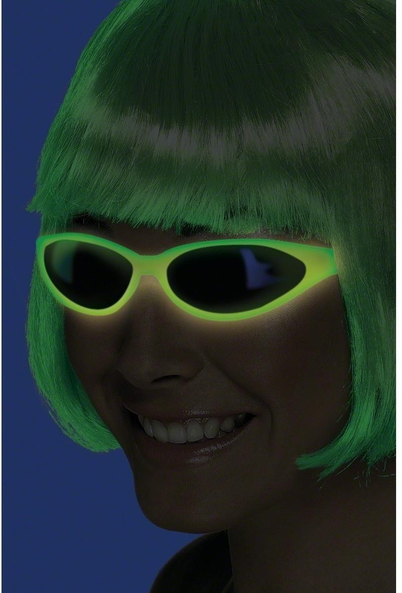 Glow In The Dark Sunglasses - Fancy Dress