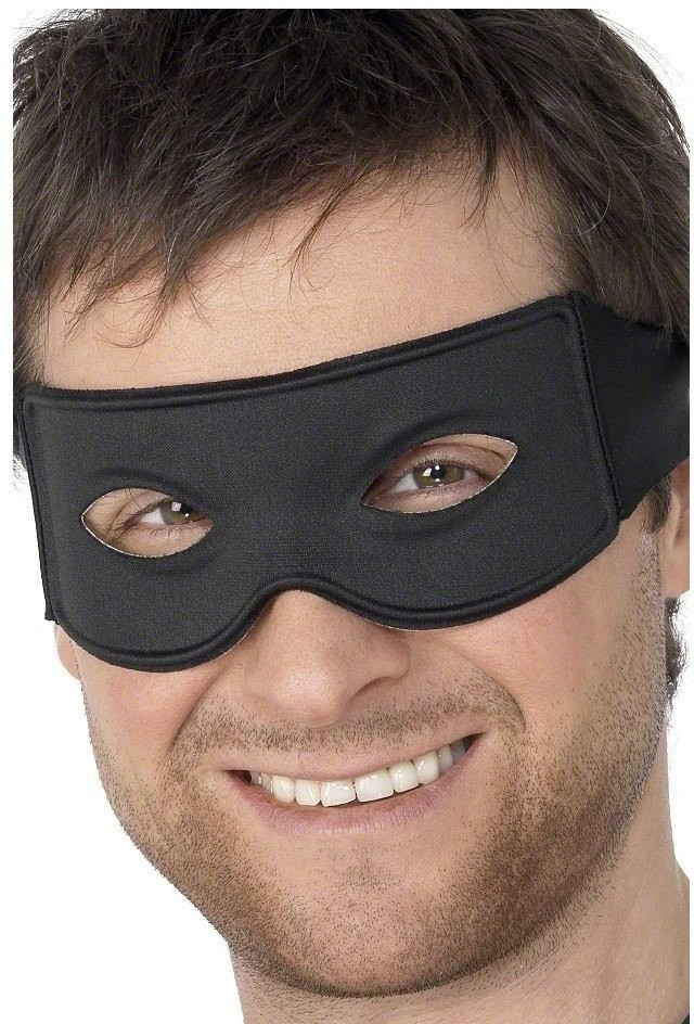 Bandit Eyemask And Tie Scarf - Fancy Dress