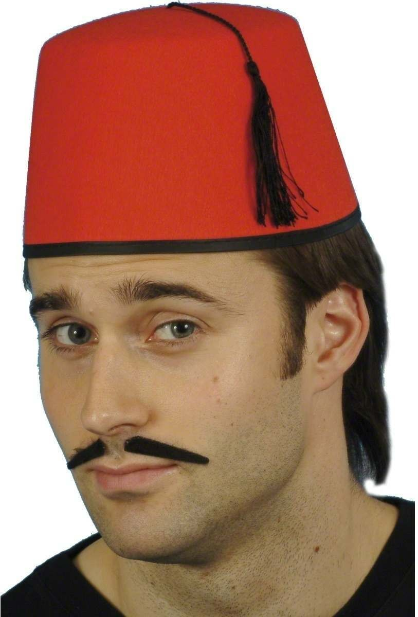 Fez Hat - Fancy Dress