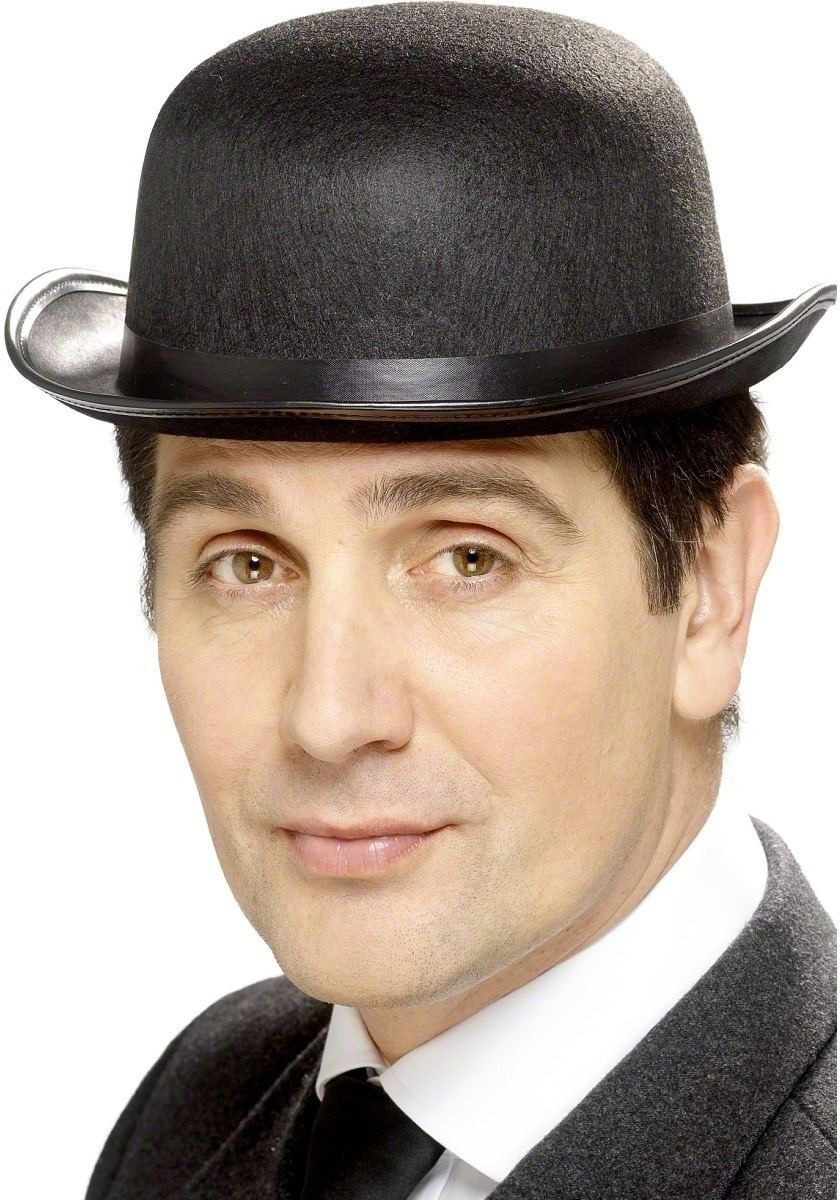 Bowler Hat - Fancy Dress Mens