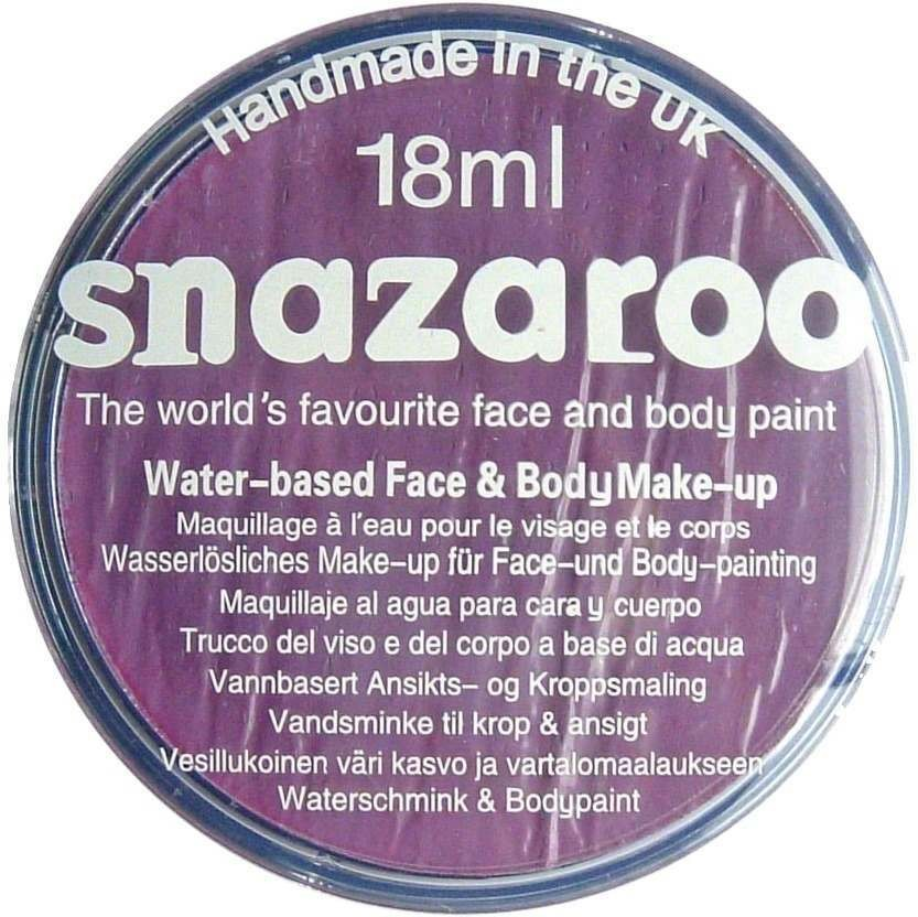 18Ml Face And Body Paint - Lilac