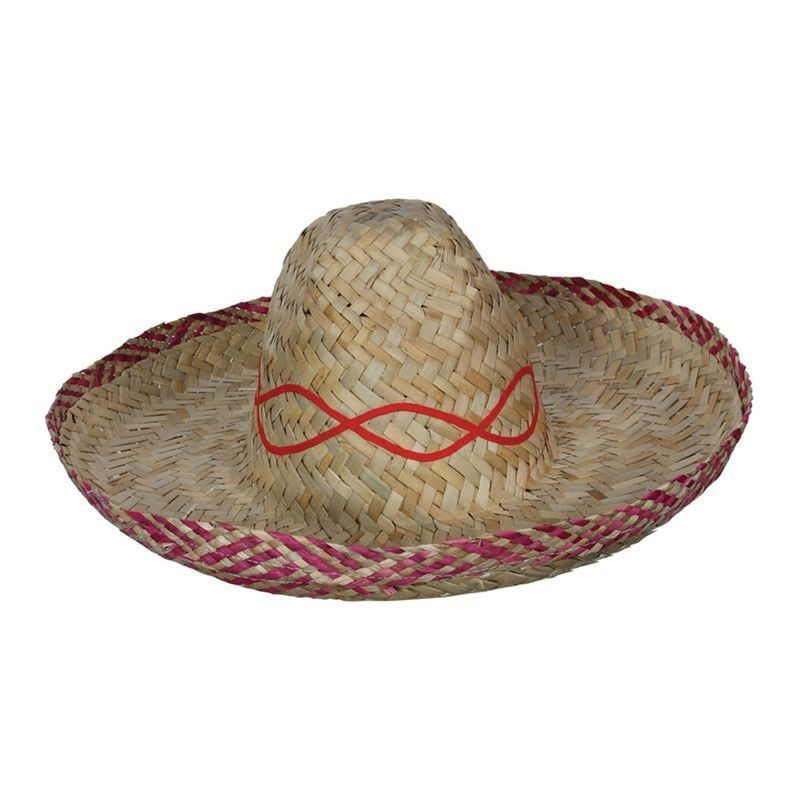Mexican Sombrero - Budget Fancy Dress (Cultures)