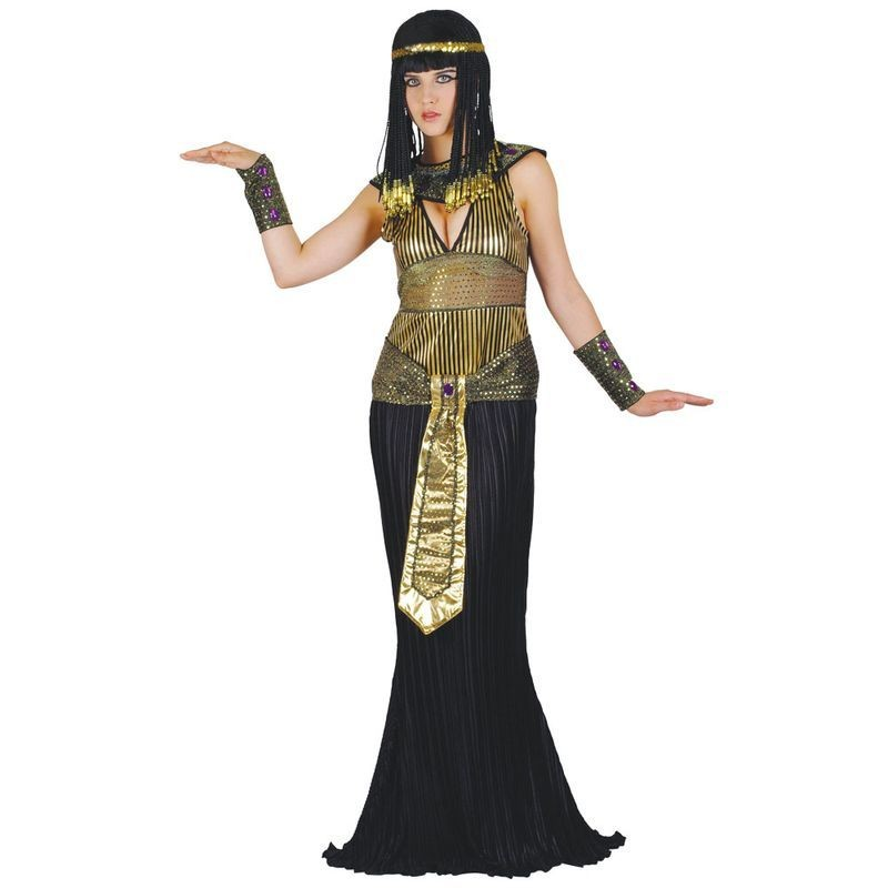 Queen Cleopatra Fancy Dress Costume Ladies (Royalty)