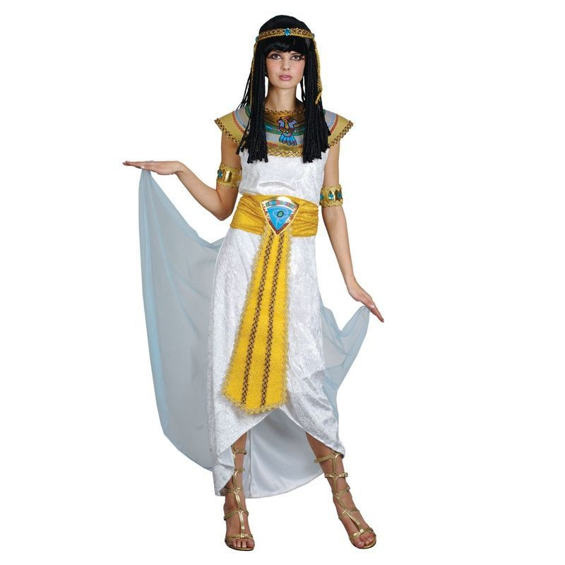 Princess Cleopatra Fancy Dress Costume Ladies (Royalty)