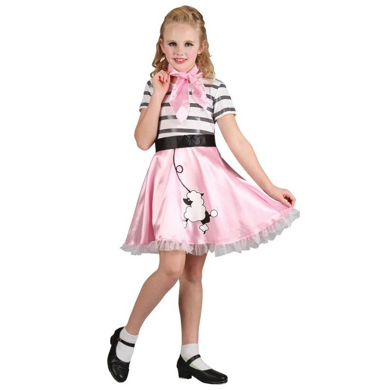 Girls Bopper Girl Bopper Outfit - (Pink)
