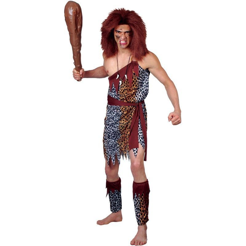Wild Caveman  Fancy Dress