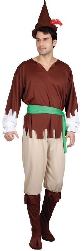 Mens Robin Hood - Male Budget Costume (Fairy Tales)