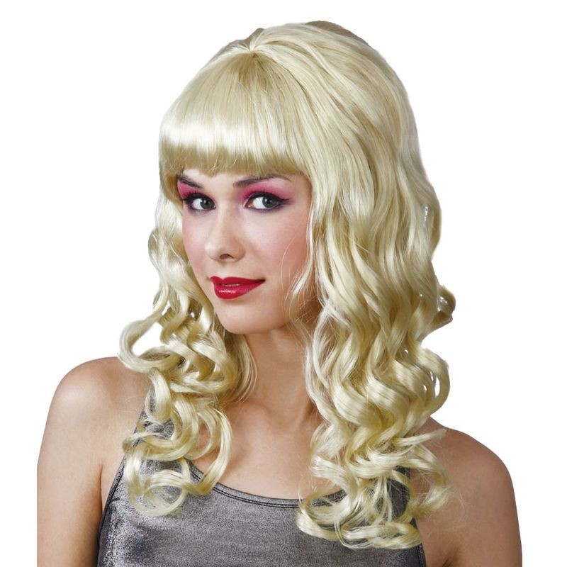 Katie Wig- Blonde Fancy Dress