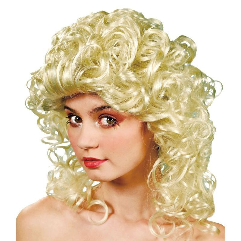 Sandy Wig Fancy Dress