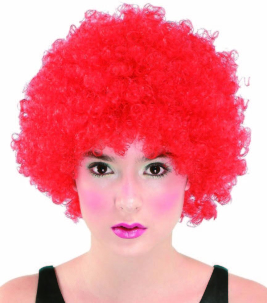 Afro- Red Fancy Dress