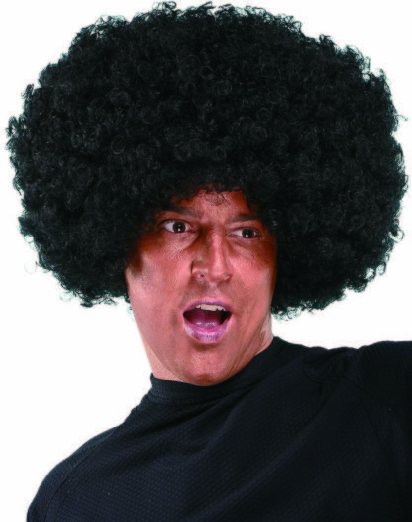 Jumbo Afro Fancy Dress