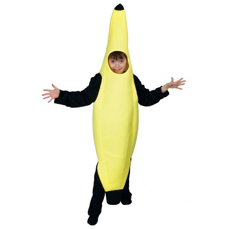 Banana Man (Kids) Fancy Dress