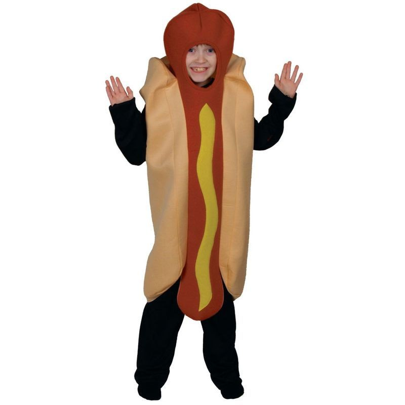 Hot Dog (Kids) Fancy Dress