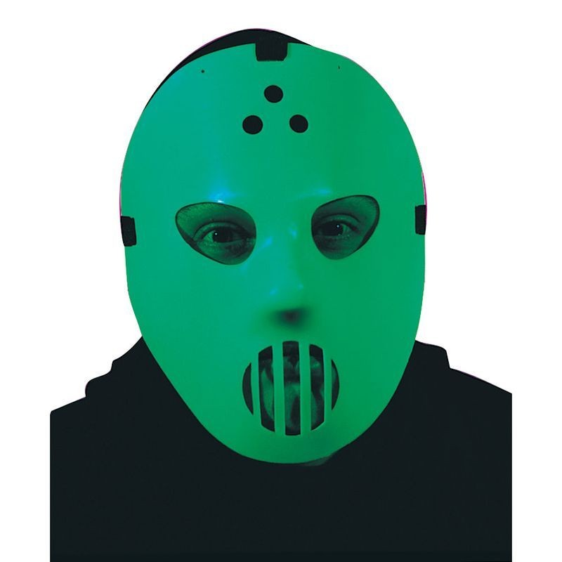 F/World Hockey Mask (Gid) Masks