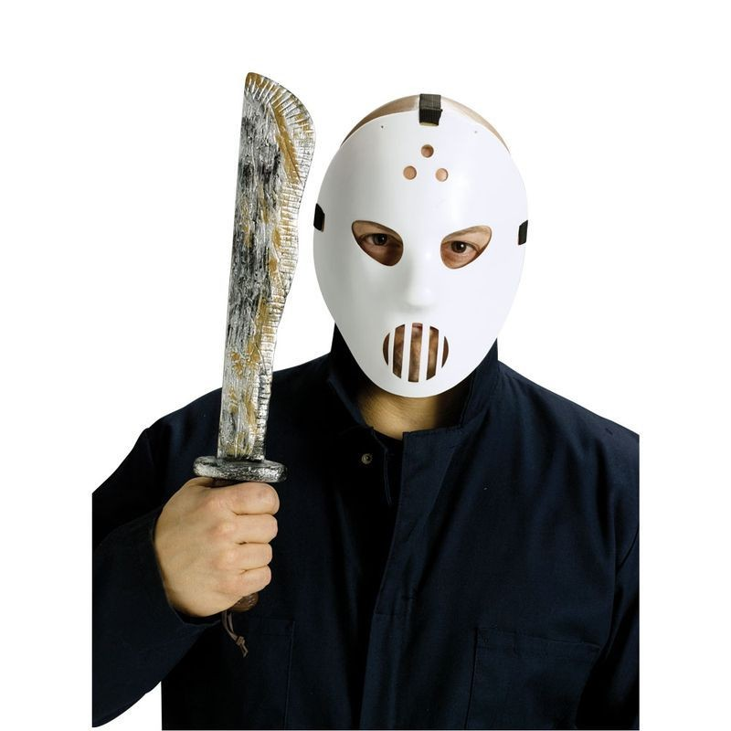 F/World Hockey Mask And Machete Set Other