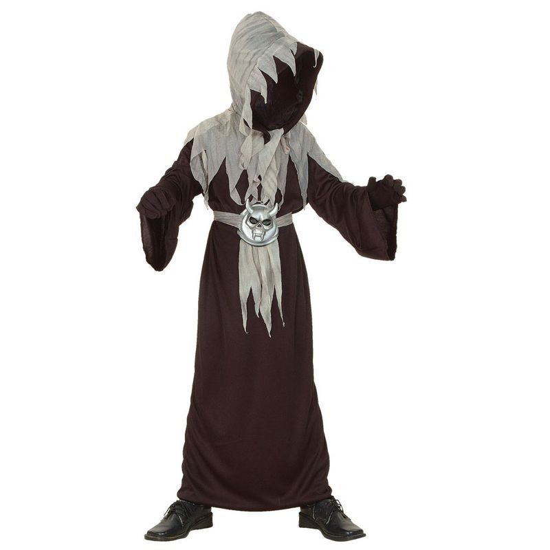 Master Of Doom Fancy Dress Costume Boys (Halloween)