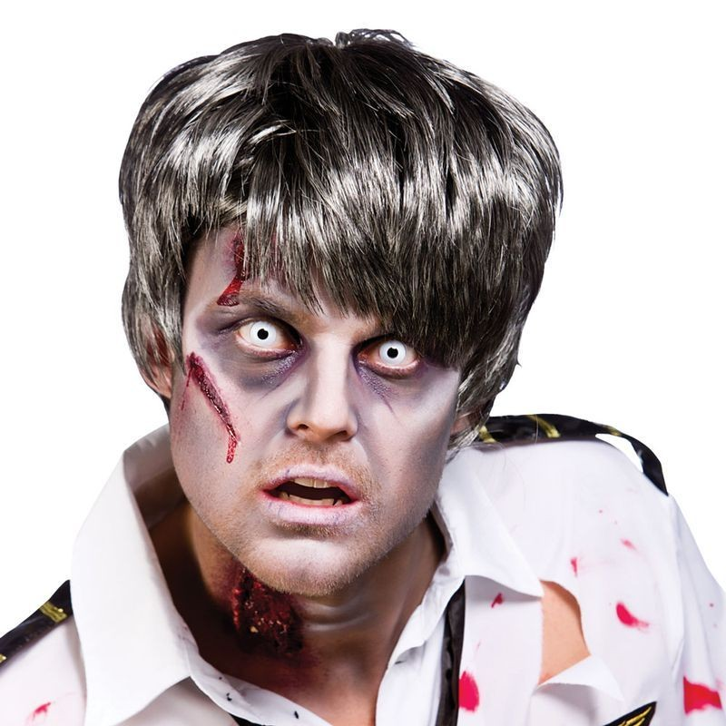 Mens Zombie Guy Wig Wigs