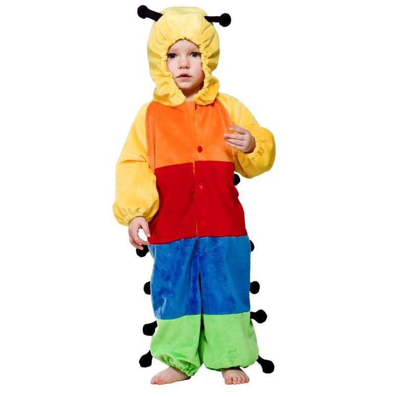 Toddler Caterpillar Animal Outfit - Toddler -> Age To 18M (Multicolour)