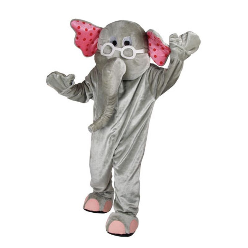 Cartoon Elephant Fancy Dress (Animals)