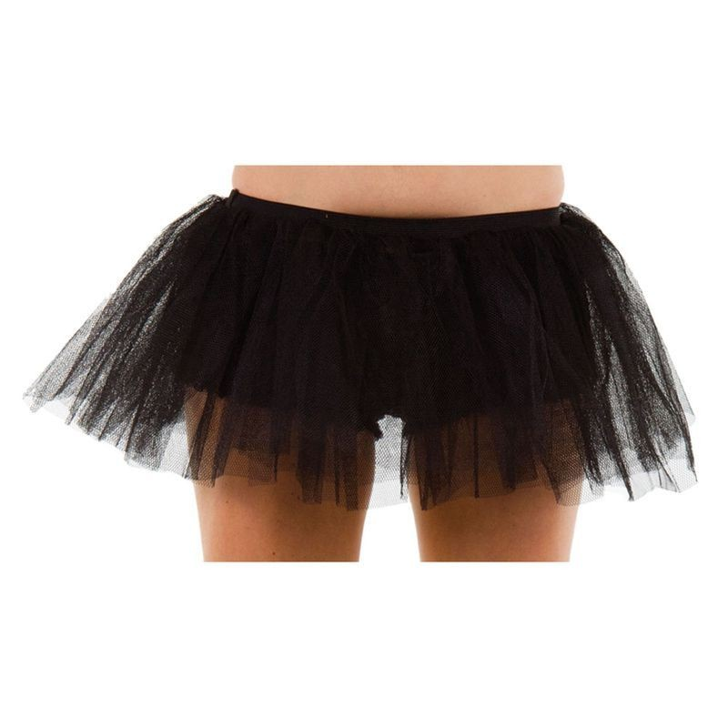 Club TuTu Black - Fancy Dress Ladies