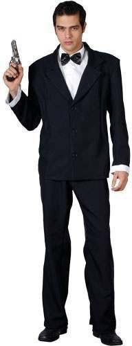 Licence To Kill Fancy Dress Costume Mens