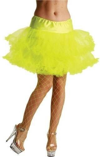 Deluxe 3 Layer Ruffle Petticoat - Fancy Dress Ladies