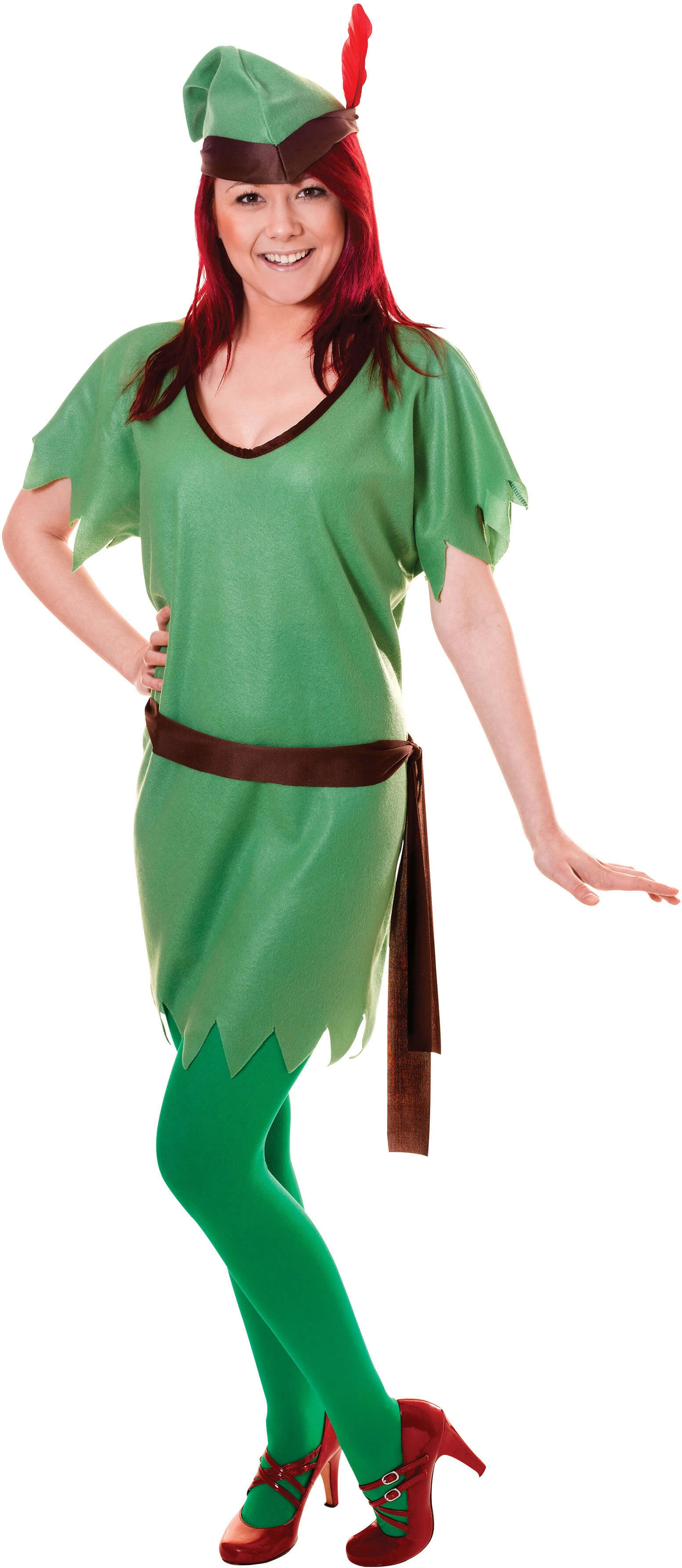 Robin Hood/Elf Fancy Dress Costume