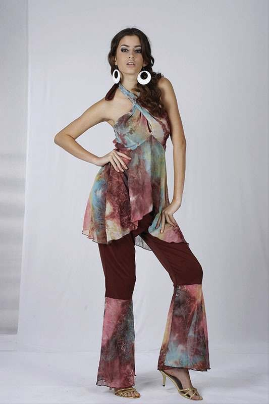 Groovy Disco Fancy Dress Costume