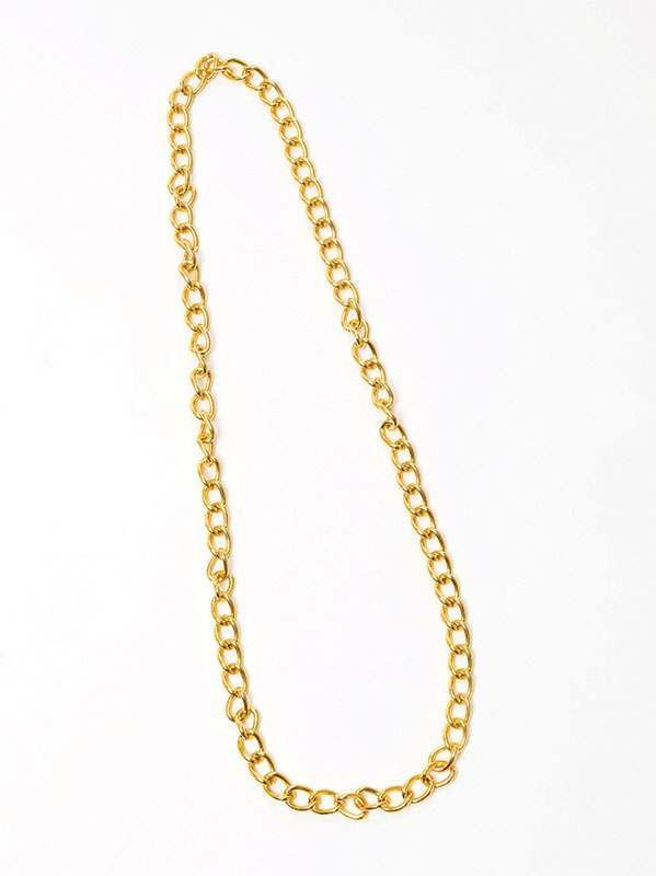 Gold Chain 100Cm Accessories