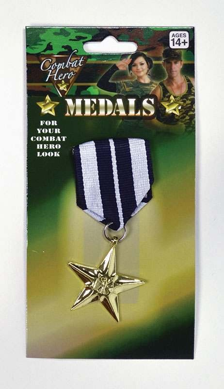 Military Medals (1 Single) Accessories