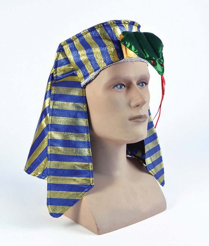 Pharoah Headpiece. Childs Hats