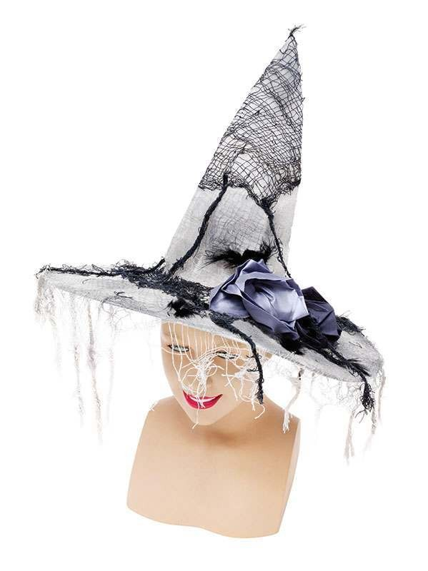Witch Hat. Grey Hats