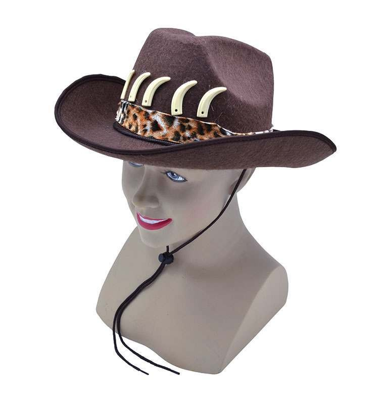 Cowboy Hat. Adventurer Style Hats