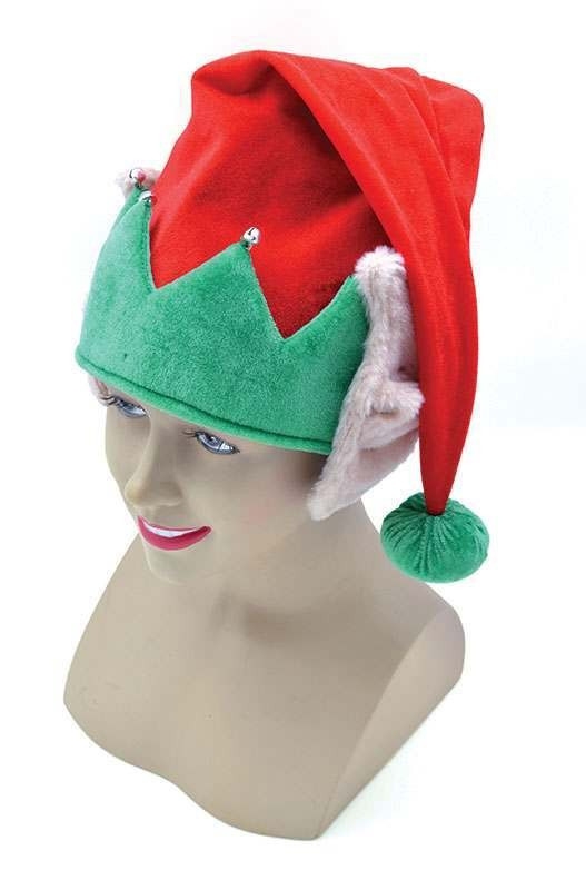 Elf Hat And Ears Hats