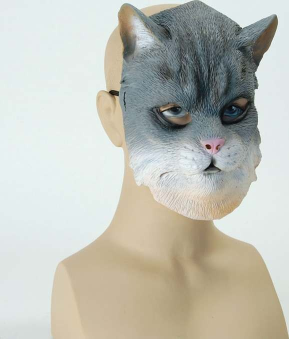 Cat (Children'S Size) (Fancy Dress Masks)