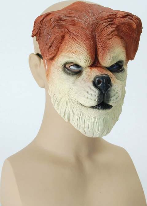 Dog (Children'S Size) (Fancy Dress Masks)