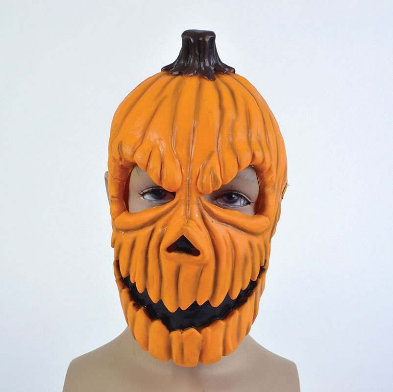 Pumkin Pvc Full Face Masks