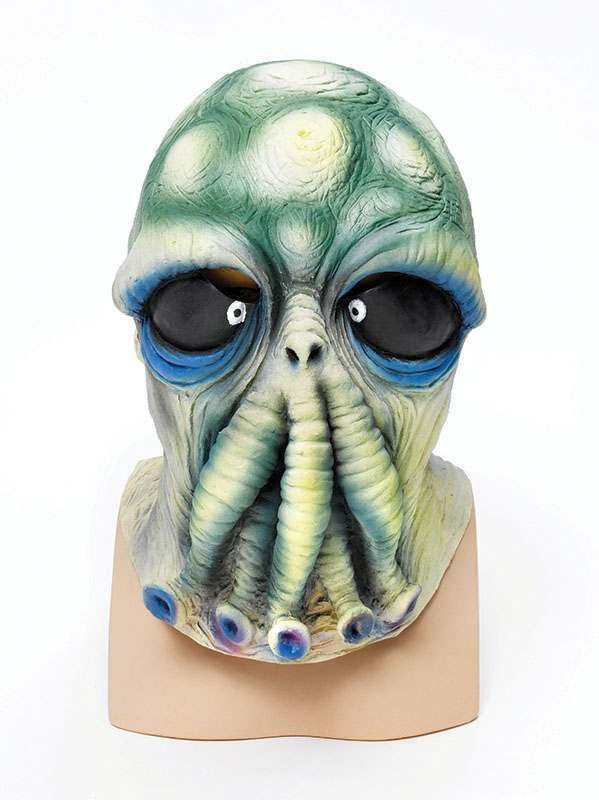 Alien Monster Masks