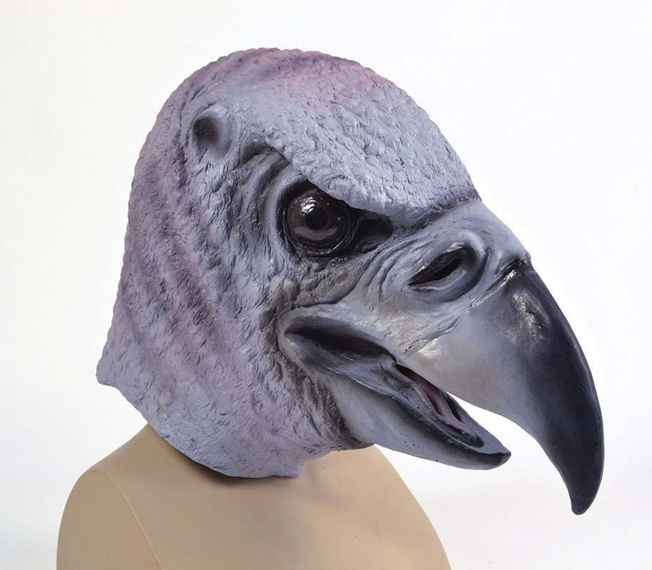 Vulture Masks