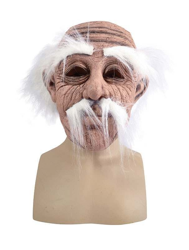 Old Man With White Hair Masks
