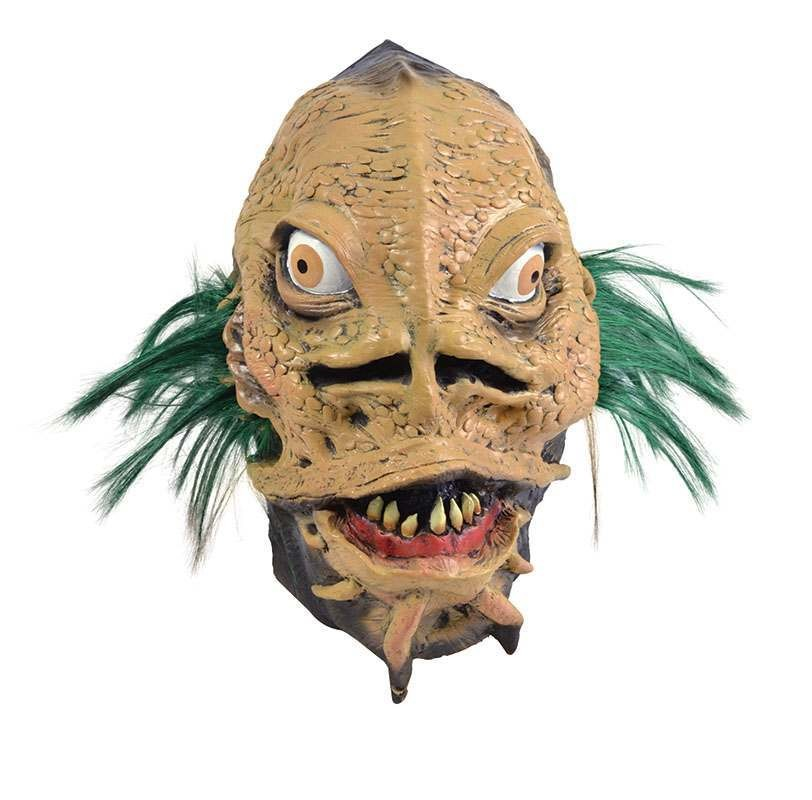 Reptile / Fish Man Masks