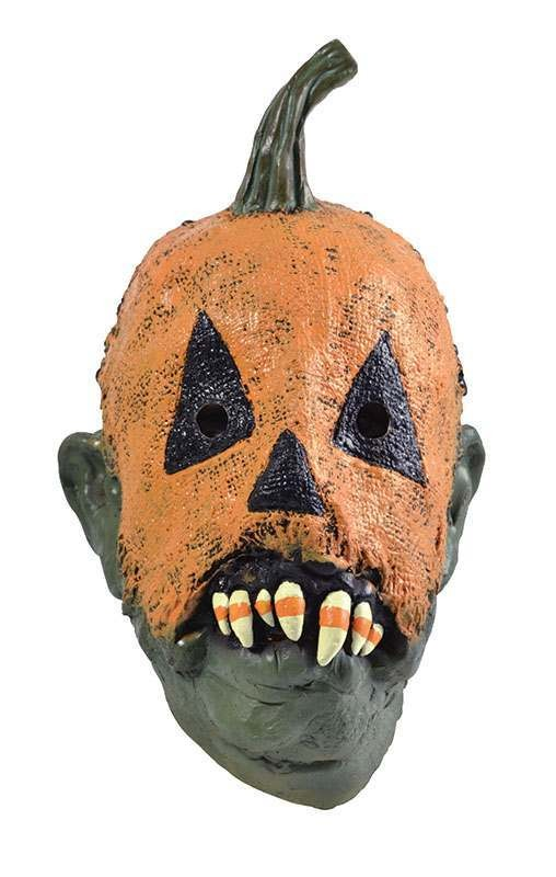 Pumpkin Man Masks