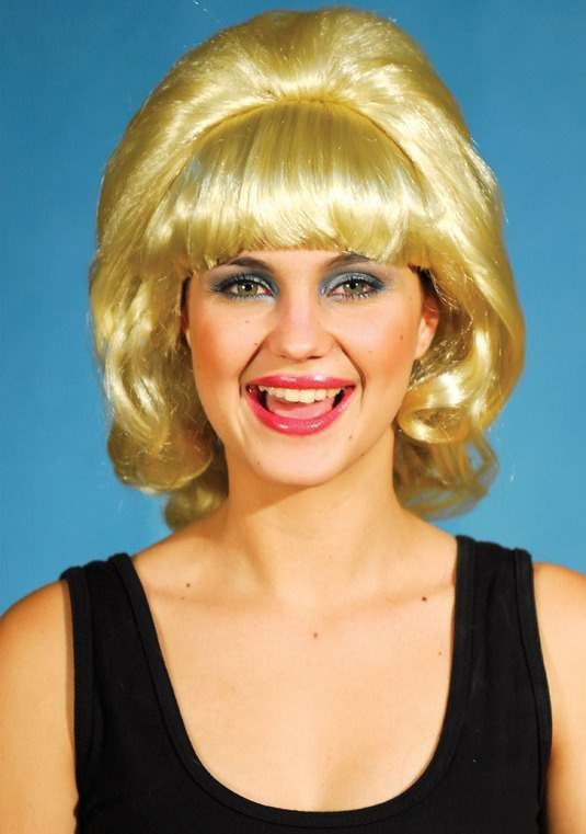 Stepford Wife. Blonde (Fancy Dress Wigs)