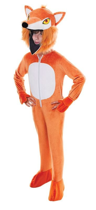 Fox. Big Head Fancy Dress Costume