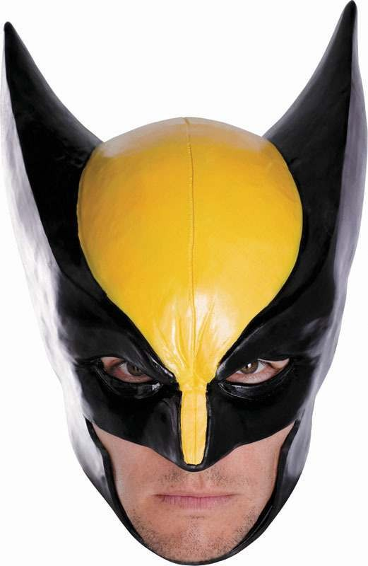 Wolverine (Fancy Dress Masks)